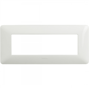 BTICINO AM4806BBN PLACCA MATIX 6 POSTI colore BN (Bianco)