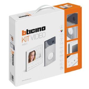 BTICINO 363511- KIT VILLA VIDEO CLASSE 300V13E